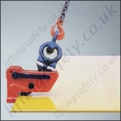 Crosby IPHGZ/IPHGUZ Horizontal Plate Clamp - Range from 750kg to 4500kg