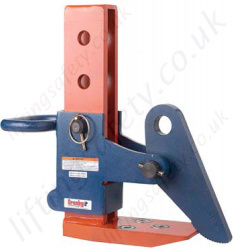 Crosby IPPE10B(E) and IPPE10BNM Plate Clamps - Range from 3000kg to 12,000kg