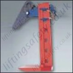 Crosby IPPE Plate Bundle Clamp - Range from 3000kg to 12,000kg