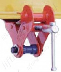 Crosby iptkw lifting clamp - no tackle eye