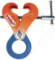 Crosby IPTK Screw Lock Beam Clamp - Range from 2000kg to 25,000kg