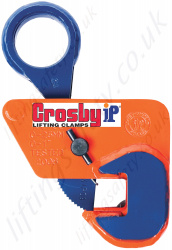 Crosby IPBHZ Transfer and Stacking Clamp with Locking Device - Range from 750kg to 12,000kg