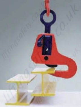 Crosby Ipbsnz Transfer Stacking Clamp Inuse