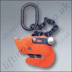 "Crosby ""IPSTARTEC11"" Tilting Beam Clamp - 1500kg or 2500kg"