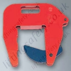 Crosby IPCC Vertical Lifting Clamp for Lifting Concrete Pipe Sections - 500kg