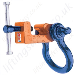 Crosby IPBTO10 Tackle-Eye Bulb Clamp - Range from 1500kg to 6000kg