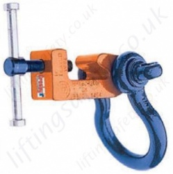 Crosby IPBTO Tackle-Eye Bulb Clamp - Range from 1500kg to 6000kg