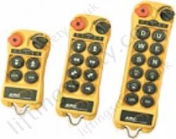 Flex Crane Remote Control Systems For Electric Hoists