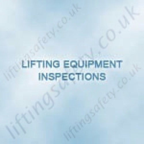 Lifting Equipment and Attachments