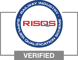 RISQS (Railway Industry Supplier Qualification Scheme) Verified