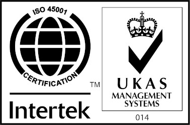 Interket ISO 45001 Certified